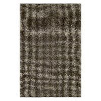 Couristan Super Indo-Natural Bogard Solid Wool Rug