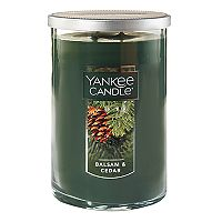 Yankee Candle Balsam & Cedar Tall 22-oz. Candle Jar
