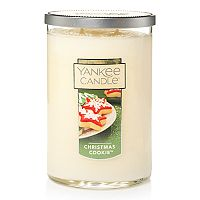 Yankee Candle Christmas Cookie Tall 22-oz. Candle Jar