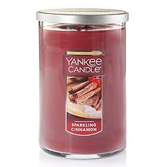Yankee Candle Sparkling Cinnamon Tall 22-oz. Large Candle Jar