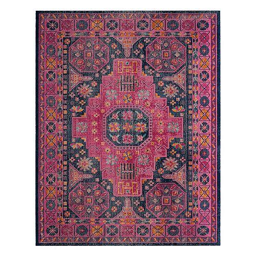 Safavieh Artisan Layla Framed Floral Rug