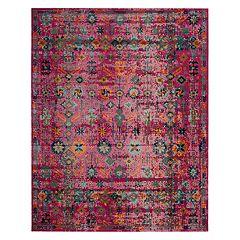 Safavieh Artisan Amelia Framed Floral Rug