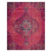 Safavieh Artisan Emily Framed Floral Rug