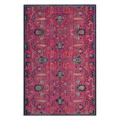 Safavieh Artisan Madelyn Framed Floral Rug