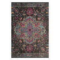 Safavieh Artisan Madison Framed Floral Rug