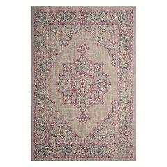 Safavieh Artisan Harper Framed Floral Rug