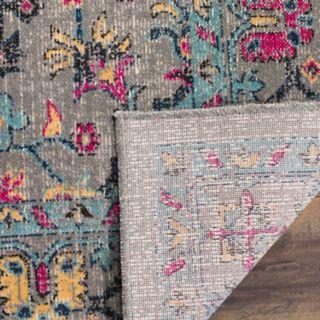 Safavieh Artisan Evelyn Framed Floral Rug
