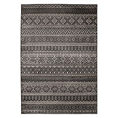 Natco Corso Mumbai Ornate Striped Rug
