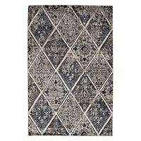 Natco Milan Braddyville Floral Lattice Rug