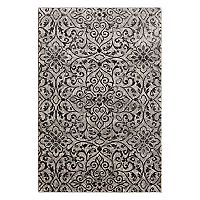 Natco Milan Hollis Floral Scroll Rug