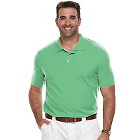Big & Tall Croft & Barrow® Classic-Fit Easy-Care Interlock Polo