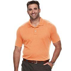 Big & Tall Croft & Barrow® Classic-Fit Easy-Care Interlock Polo