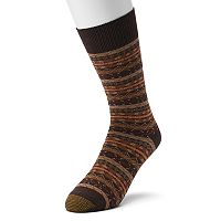 Men's GOLDTOE Fairisle Crew Socks