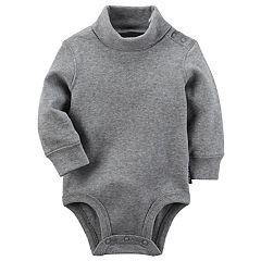 Baby Boy Carter's Turtleneck Bodysuit