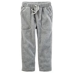 Baby Boy Carter's Fleece Pants