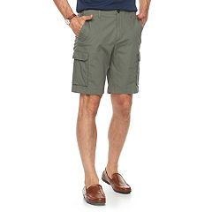 Men's Apt. 9® Regular-Fit Stretch Cargo Shorts