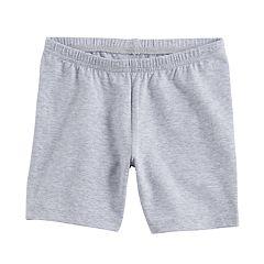 Girls 4-10 Jumping Beans® Solid Bike Shorts