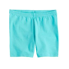 Girls 4-10 Jumping Beans® Solid Bike Shorts