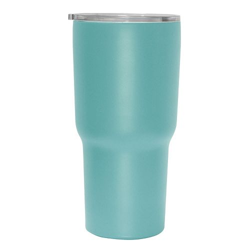 Wellness Double-Wall Stainless Steel 30-oz. Tumbler