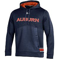 Men's Under Armour Auburn Tigers Storm Fleece Hoodie