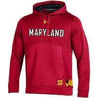 Men's Under Armour Maryland Terrapins Storm Fleece Hoodie
