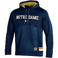 Men's Under Armour Notre Dame Fighting Irish Storm Fleece Hoodie