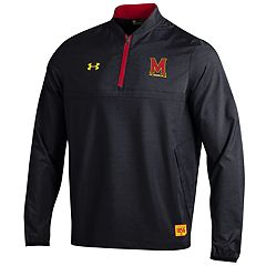 Men's Under Armour Maryland Terrapins Cage Pullover Jacket