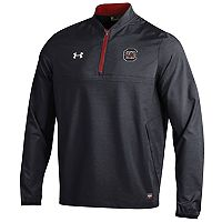 Men's Under Armour South Carolina Gamecocks Cage Pullover Jacket
