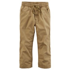 Baby Boy Carter's Jersey Lined Pants