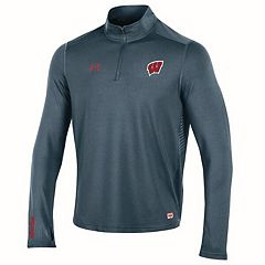 Men's Under Armour Wisconsin Badgers Reactor Pullover