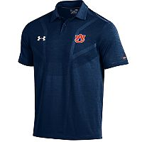Men's Under Armour Auburn Tigers Tour Polo