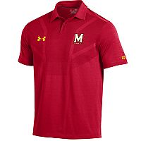 Men's Under Armour Maryland Terrapins Tour Polo