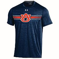 Men's Under Armour Auburn Tigers Training Short-Sleeved Tee