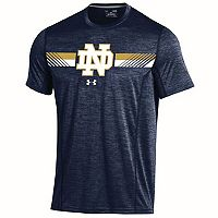 Men's Under Armour Notre Dame Fighting Irish Training Short-Sleeved Tee