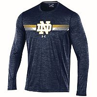 Men's Under Armour Notre Dame Fighting Irish Training Tee
