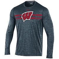 Men's Under Armour Wisconsin Badgers Training Tee