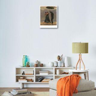 Art.com Dancer In Emerald Wall Art Print