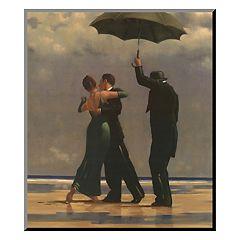 Art.com Dancer In Emerald Mounted Wall Art Print