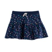 Girls 4-10 Jumping Beans® French Terry Skort