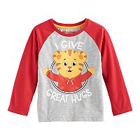 Toddler Boy Daniel Tiger