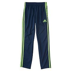 Boys 4-7x adidas Striped Impact Tricot Pants