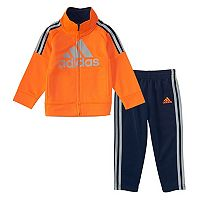 Boys 4-7x adidas Make Your Mark Zip Jacket & Pants Set