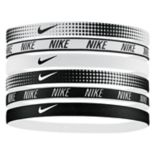 Nike 6 pkPrinted Swoosh Headband Set