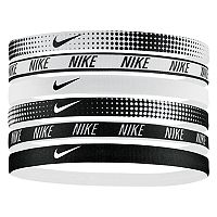 Nike 6-pk. Printed Swoosh Headband Set