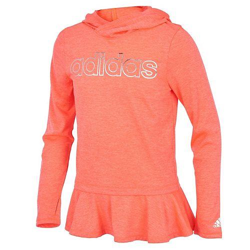Girls 7-16 adidas On the Go Melange Hoodie