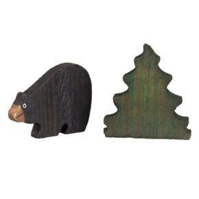 Reward Bear and Tree Tic-Tac-Toe
