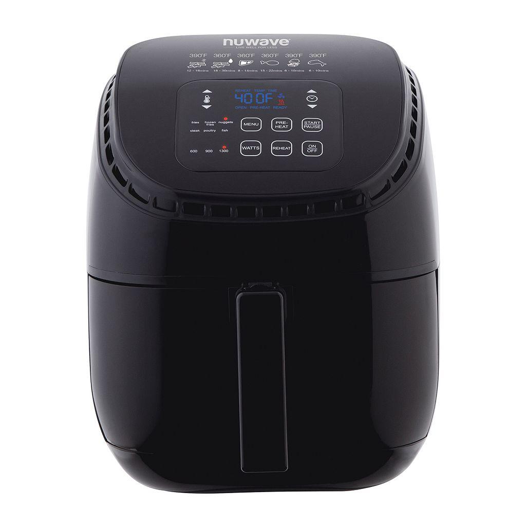 NuWave 3-qt. Digital Air Fryer As Seen on TV