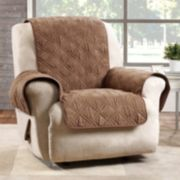 Sure Fit Non-Slip Waterproof Chair & Recliner Slipcover