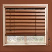 Chicology Faux Wood 2 in Mini Blind