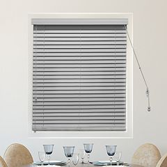 Chicology Faux Wood 2-in. Mini Blind